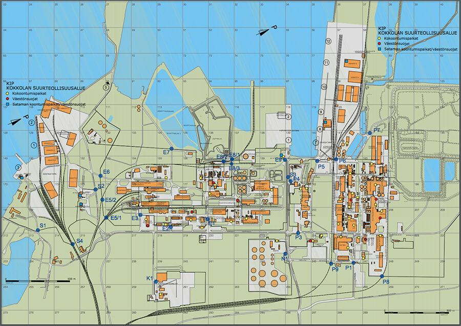 Land Services Port Of Kokkola