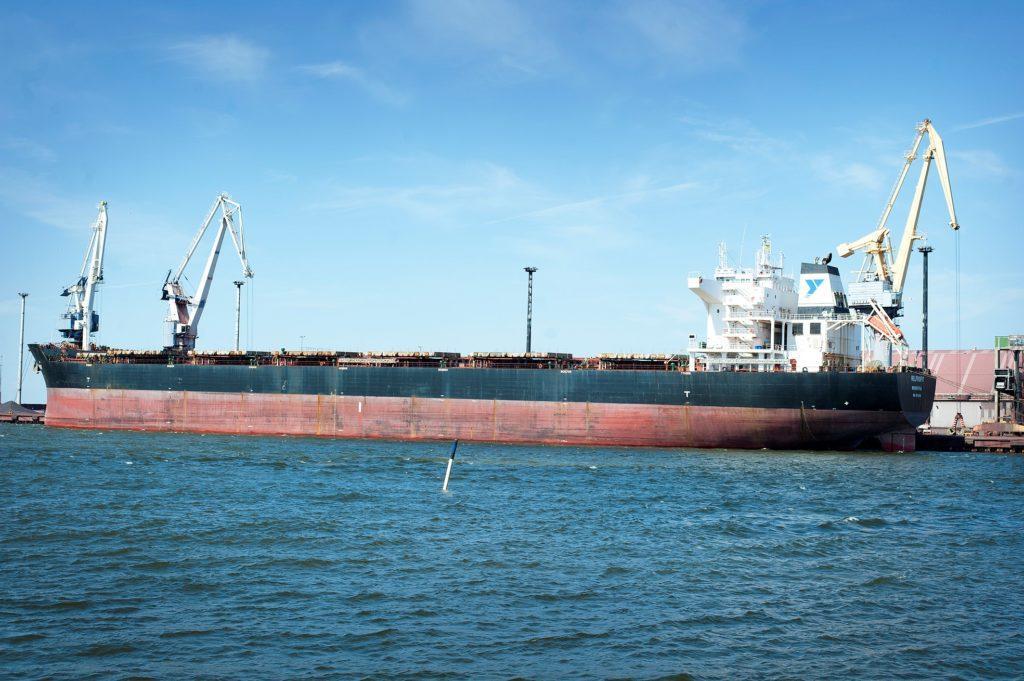 Panamax-alus WELPROFIT